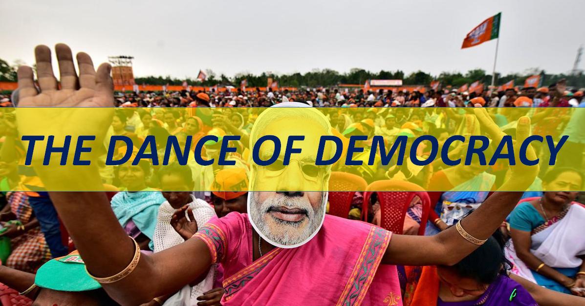Dance of democracy