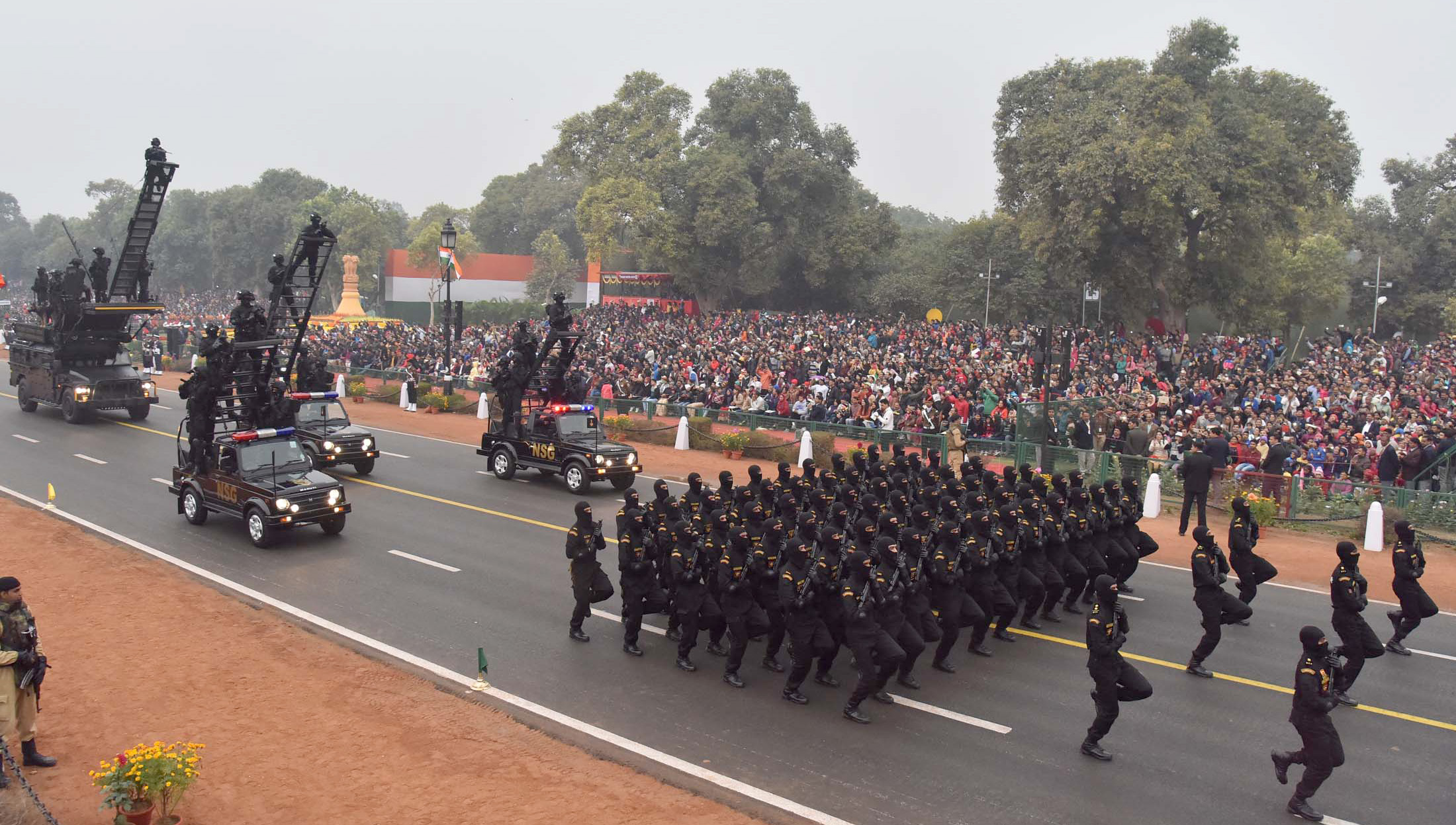Why India celebrates Republic Day